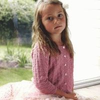 childrens knitted cardigan