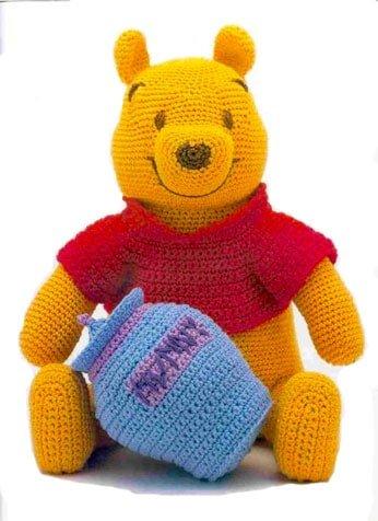 Crochet Winnie The Pooh Free Crochet Pattern Knitting And Crochet