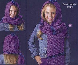 girl's scarf