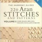 220 aran stitches and patterns